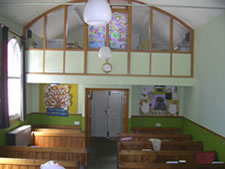 The Ark Chapel, Before